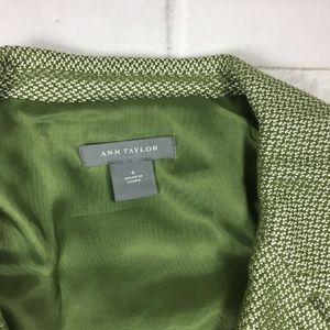 Ann Taylor Jackets & Coats - Vintage Cropped Green Blazer